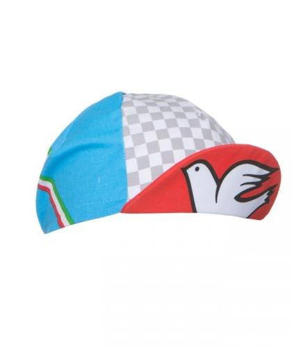 Cinelli COLUMBUS ITALIA Mütze blau