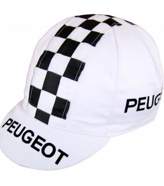 Rennrad Mütze Peugeot